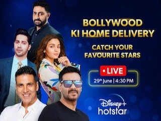Alia Bhatt, 4 Others in Disney+ Hotstar's 'Bollywood Ki Home Delivery'