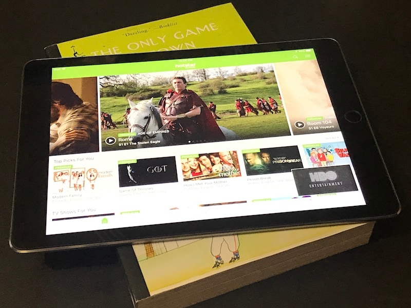 Hotstar Begins Rolling Out Full-HD Support, Adds Support for