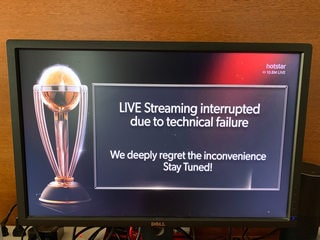 India vs New Zealand Live Stream on Hotstar Down Repeatedly, Users Complain