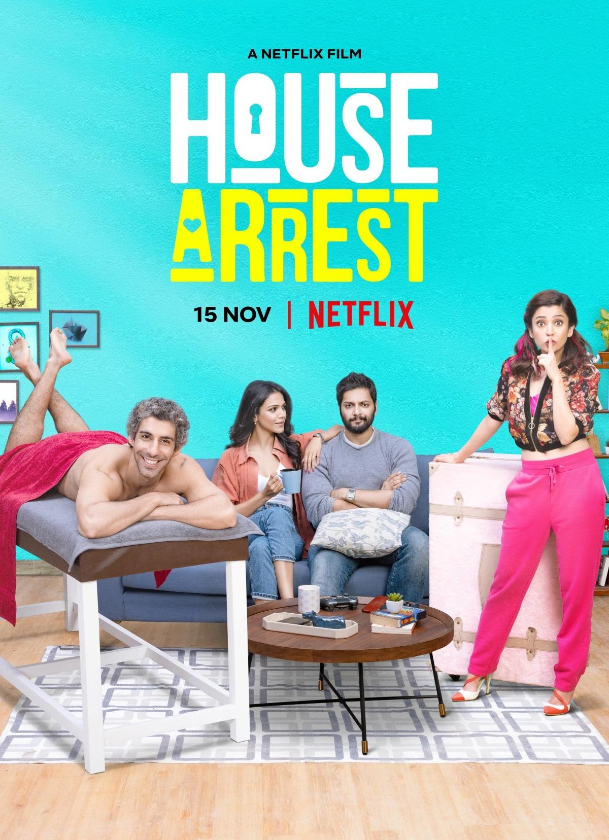 house arrest poster House Arrest poster