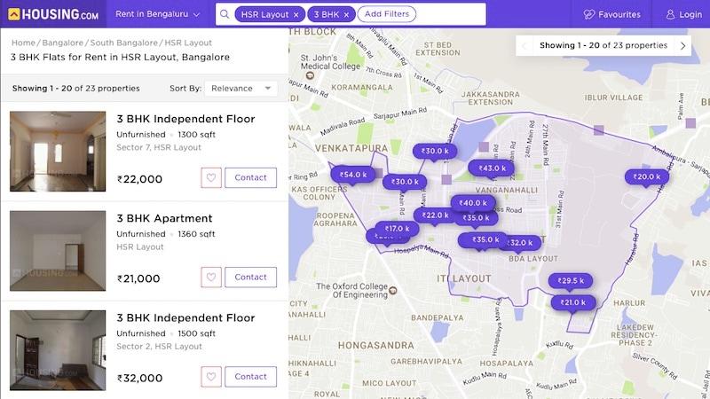 housing screenshot housing