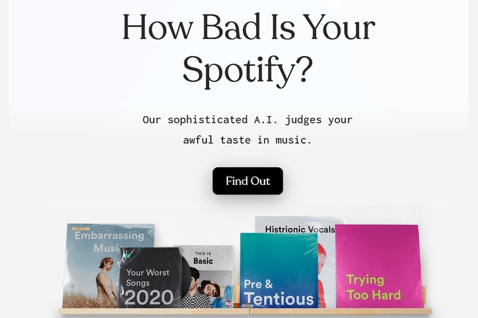 The 'How Bad Is Your Spotify' Bot Mercilessly Roasts You for Your Awful Music Taste