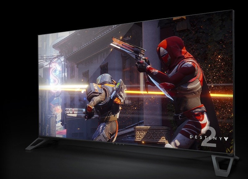 CES 2018: Acer, Asus, and HP Unveil 4K 120Hz HDR Displays With Built-In Nvidia Shield
