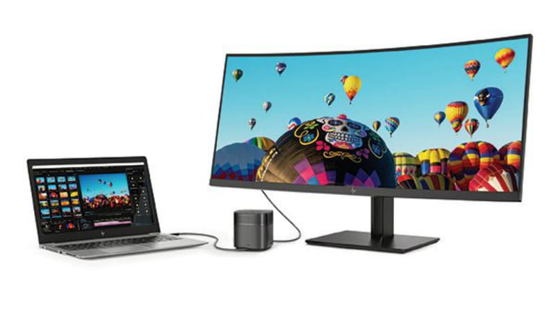 HP Announces New Business Notebooks, 4K Monitors, and Thunderbolt