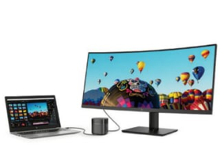 HP Announces New Business Notebooks, 4K Monitors, and Thunderbolt Dock