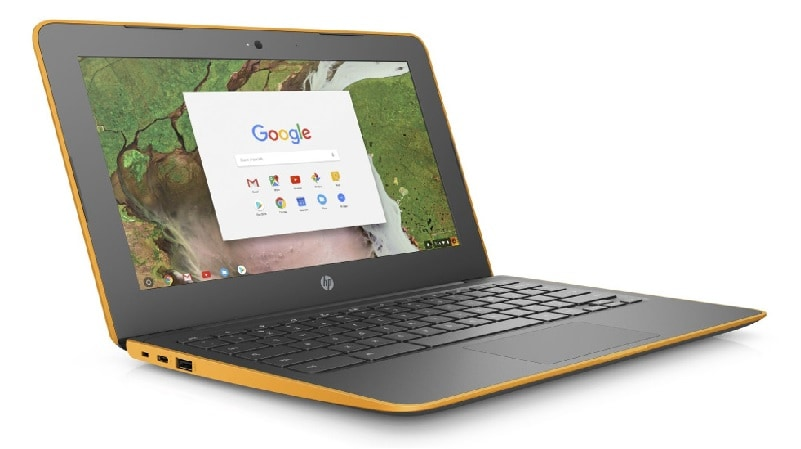 HP toughens up a pair of Chromebooks for CES 2018