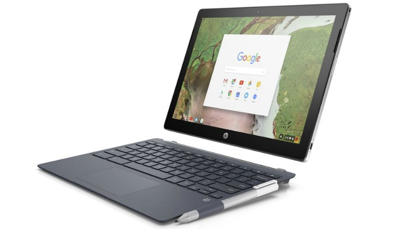 HP Chromebook X2 Launched as 'World's First Chromebook Detachable': Price, Specifications, Features