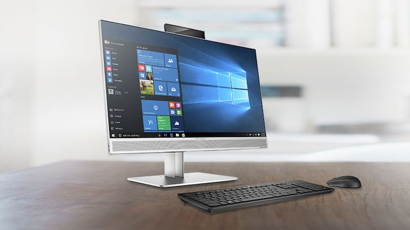 HP India Launches New Commercial Desktops and AIOs