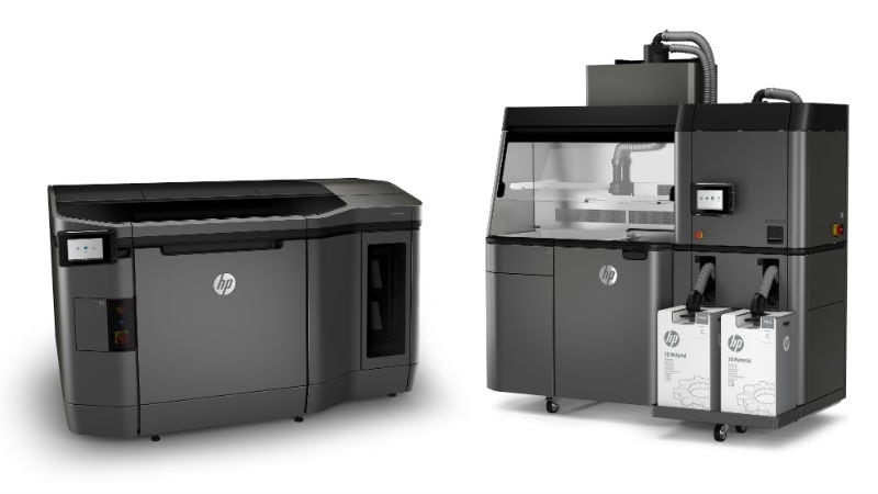HP Multi Jet Fusion 3D Printing Solution Launched in India Priced Starting Rs. 2.5 Crores