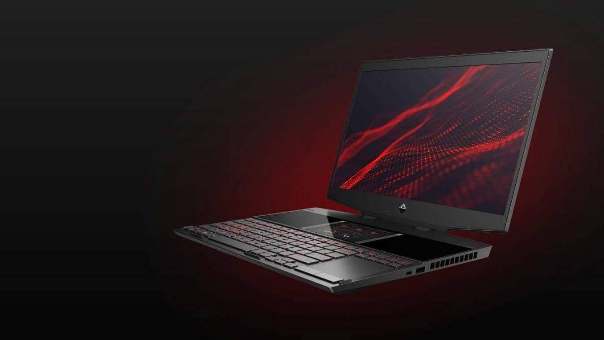 HP Omen X 2S Gaming Laptop With Dual-Screen Design Debuts