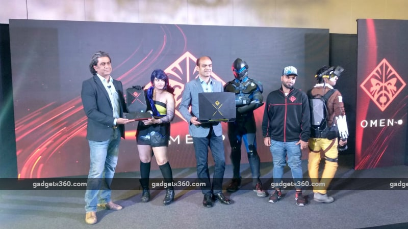 HP Omen X Gaming Portfolio, Mixed Reality Headset, and Accessories Launched in India: Price, Specifications, Features