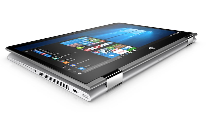 HP Pavillion x360, Spectre x360 Convertible Laptops With Active Pen Launched in India