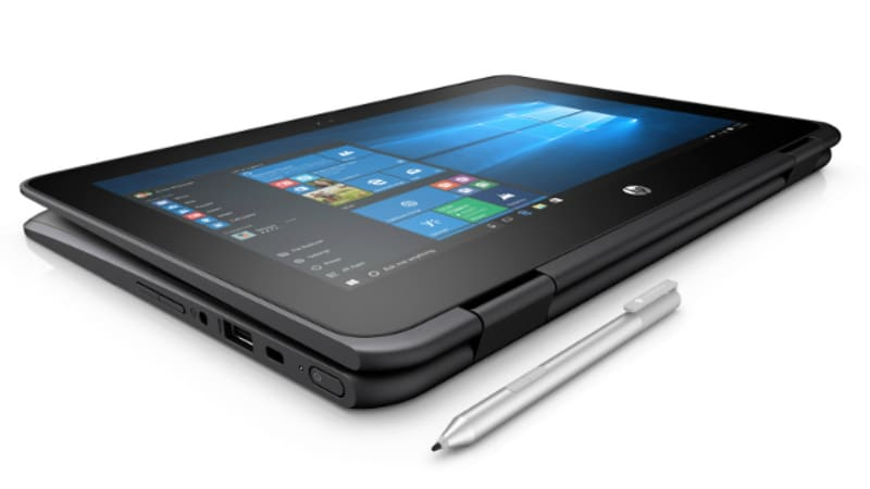 HP ProBook x360 Education Edition Is a Rugged 2-in-1 Laptop Aimed at Schools