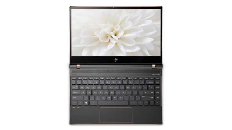 HP Spectre 13, Spectre x360 13 Laptops With 8th Generation Intel Processors Launched