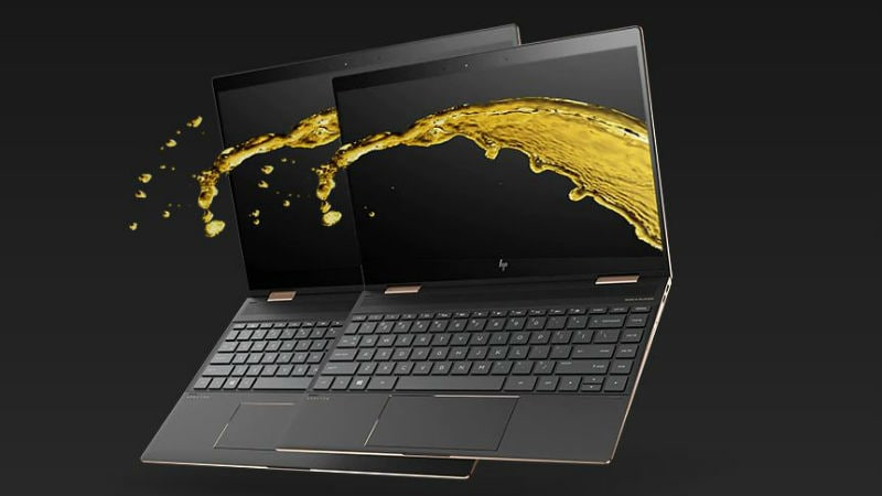 HP Spectre x360, EliteBook x360 Convertible Lineups Refreshed