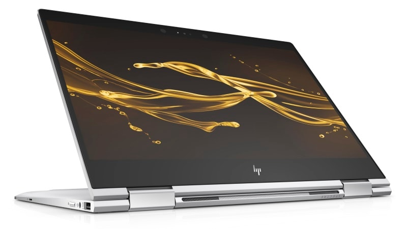 HP unveils new laptops featuring latest 8th Generation Intel processors