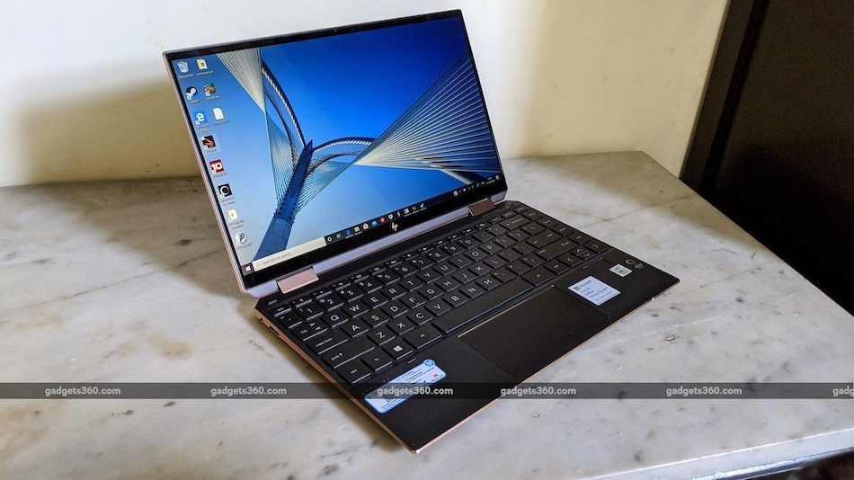 HP Spectre x360 13 aw0205tu (Late 2019) Review