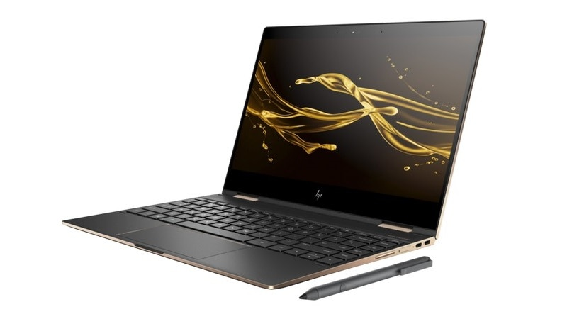 HP Spectre x360 Ultra-Thin Laptop With 16.5-Hour Battery Life Launched in India, Price Starts at Rs. 1,15,290