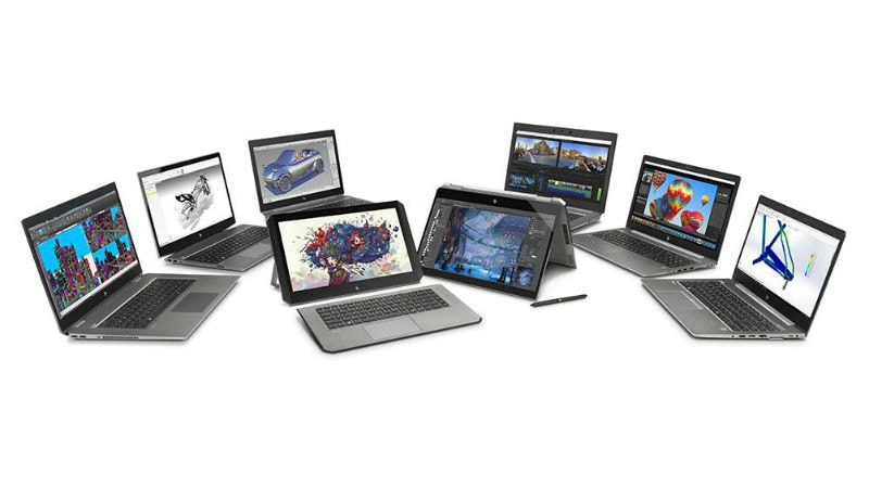 HP Announces New ZBook Convertible, Laptop, Notebooks, Monitor: Price, Specifications, Features