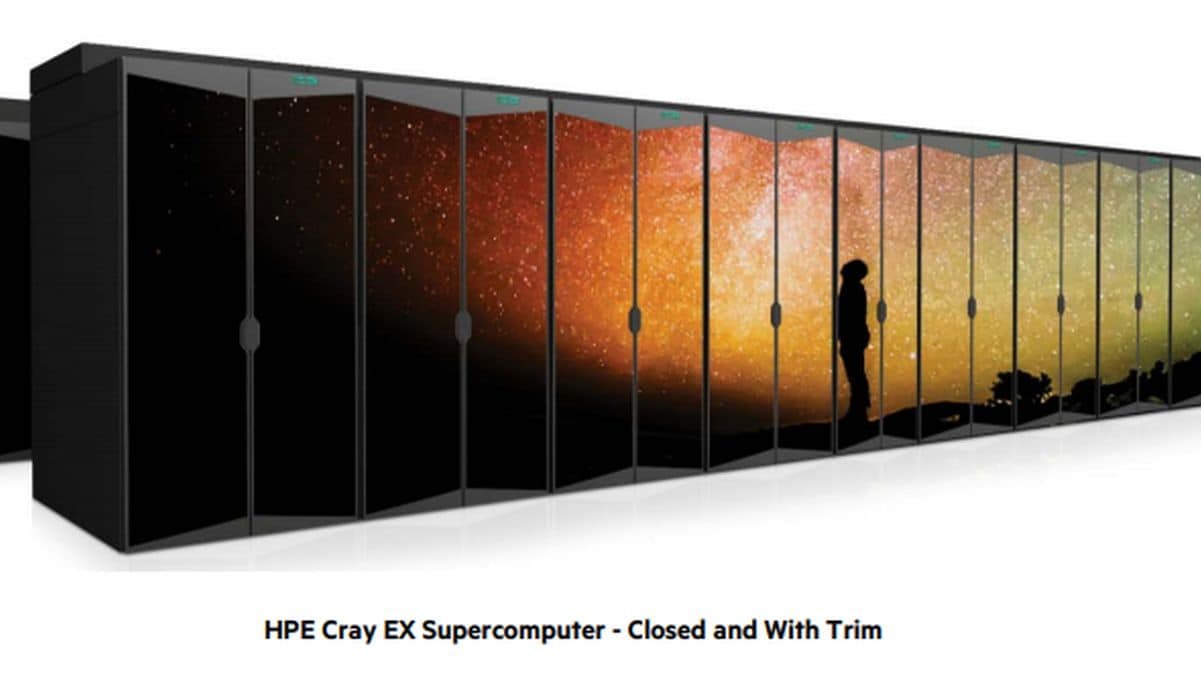 Supercomputer HPE-Cray EX to Rank Among World's Fastest