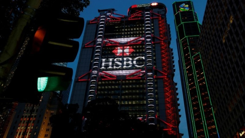 HSBC is shaking up a centuries-old industry using blockchain