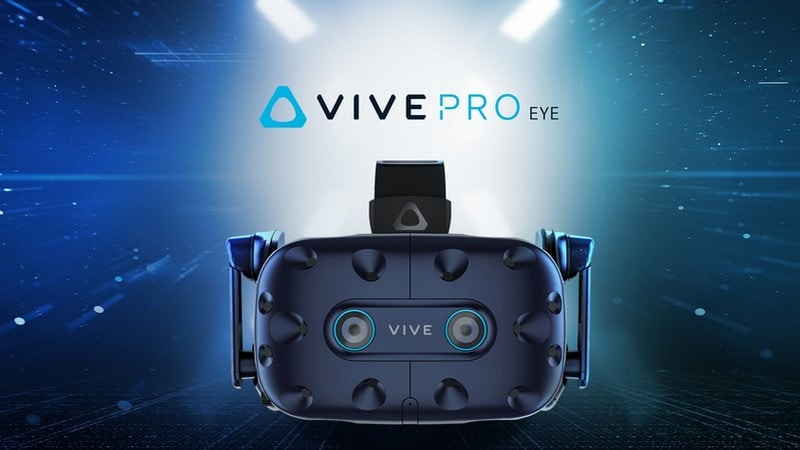 HTC Vive Pro Eye, Vive Cosmos Headsets Unveiled at CES 2019