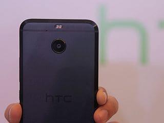 HTC Desire 10 Pro First Impressions: Great Design, 'Pro' Camera