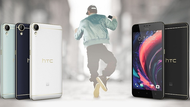 HTC Desire 10 Lifestyle, Desire 10 Pro With 5.5-Inch Displays, Premium Designs Launched