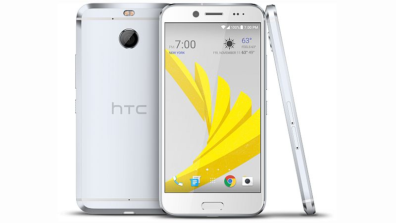 HTC Bolt With Android 7.0 Nougat, No Headphone Jack Launched