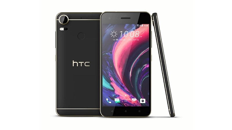 HTC Desire 10 Pro India Launch Set for Today