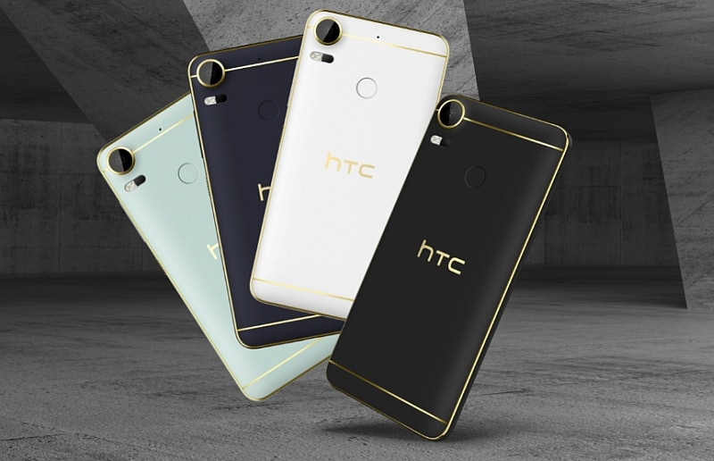 HTC Desire 10 Pro With 20-Megapixel Camera Launched in India at Rs. 26,490