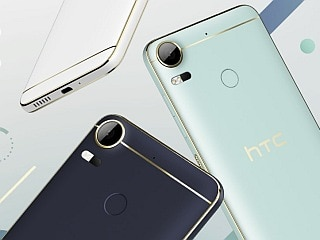 HTC Desire 10 Pro With 20-Megapixel Camera Launched in India