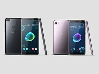 HTC Desire 12, Desire 12+ With 18:9 Displays Launched in India