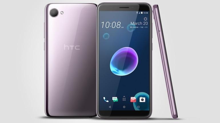 HTC Desire 12, Desire 12+ की आज पहली सेल