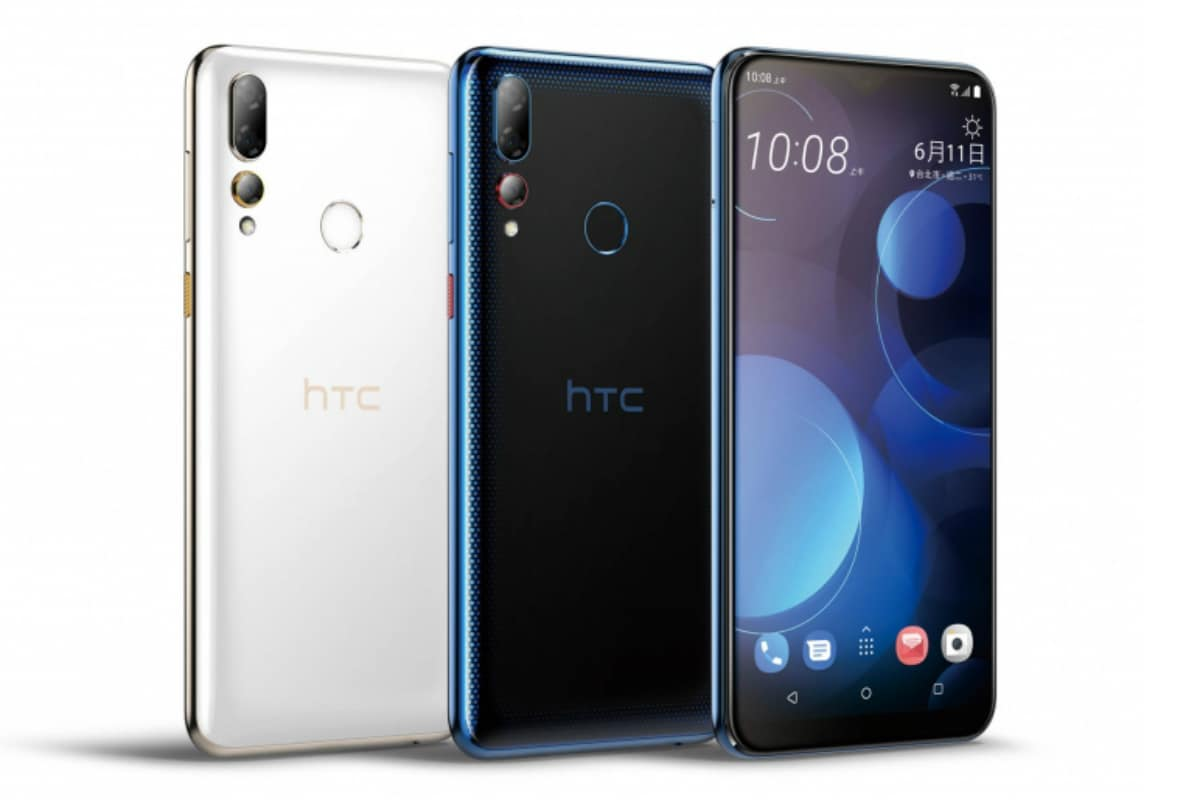 HTC Set to Make a Comeback in India, Likely to Launch Desire 19+