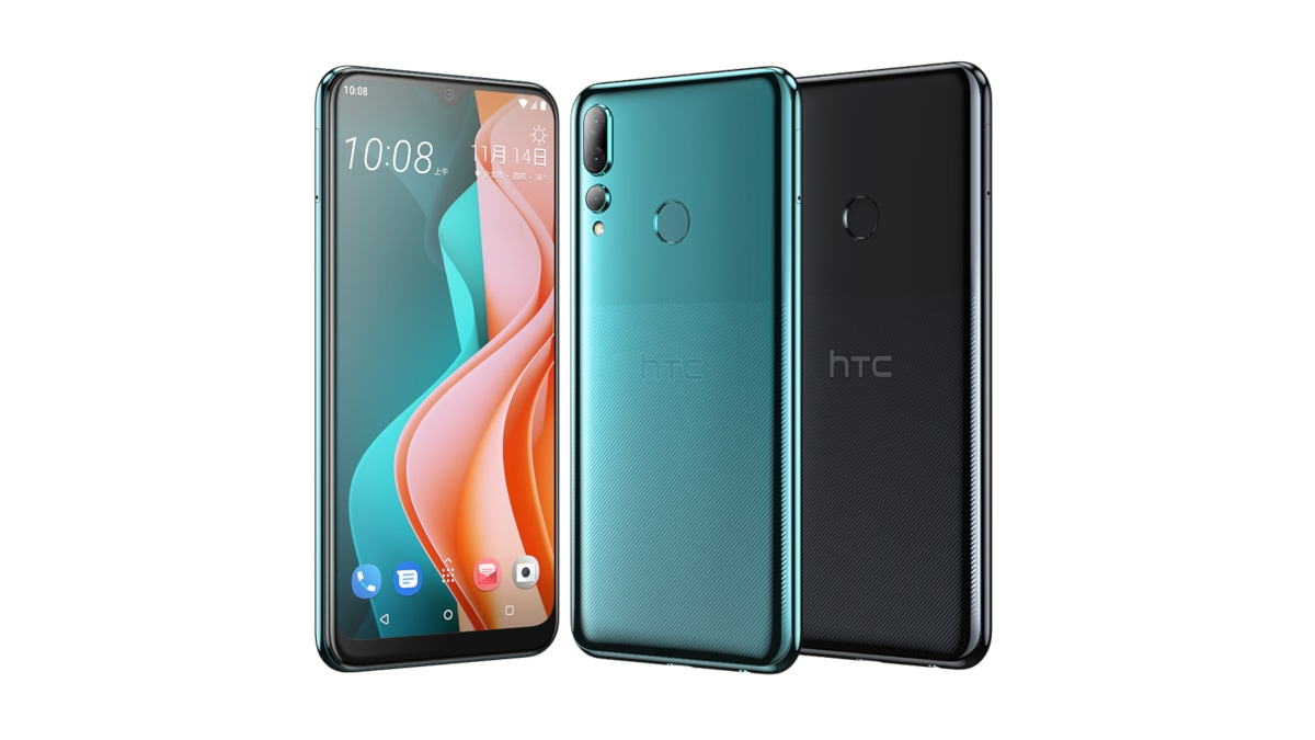 HTC Desire 19s With Triple Rear Camera Setup, MediaTek Helio P22 SoC Launched: Price, Specifications