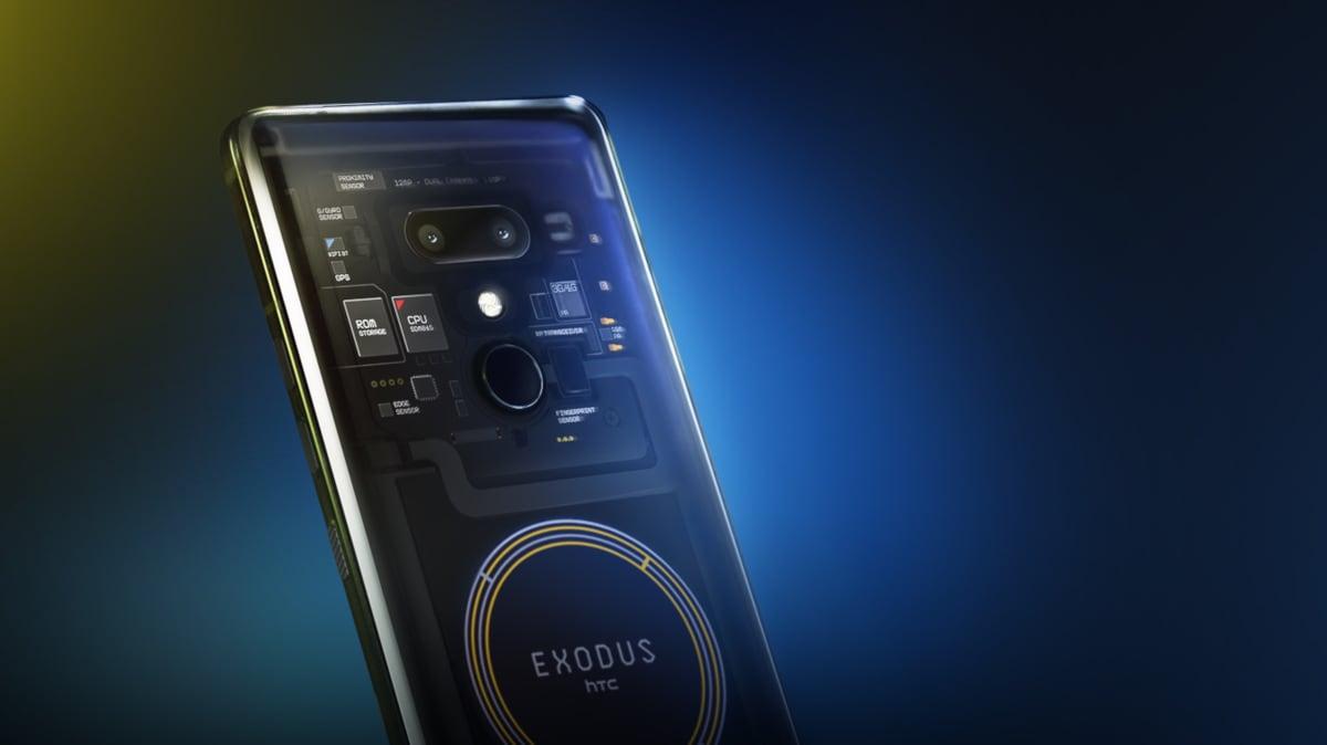 HTC Exodus 1s Crypto-Smartphone With Bitcoin Full Node
