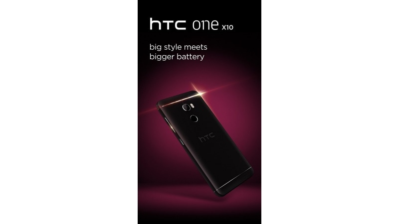 HTC One X10 Poster Leaked; Touted to Feature Stylish Design and Bigger Battery