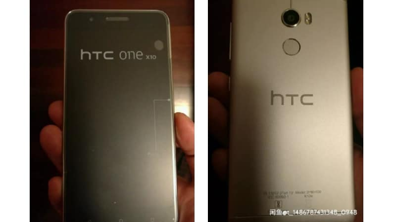 HTC One X10 Leaked in Alleged Live Images