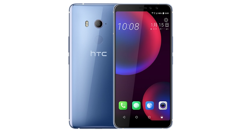 HTC U11 EYEs With 6-Inch 18:9 Display Launched: Price, Specifications, Features