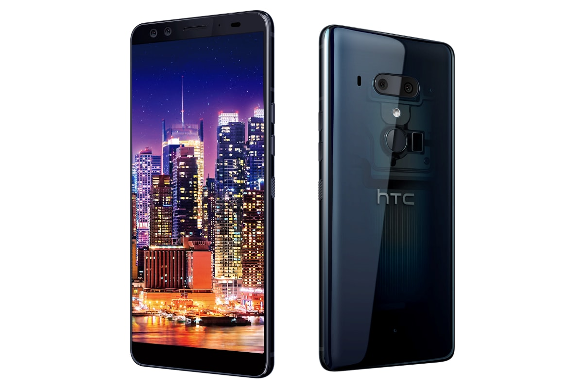 HTC U12+ Starts Receiving Android 9 Pie Update, But Rollout