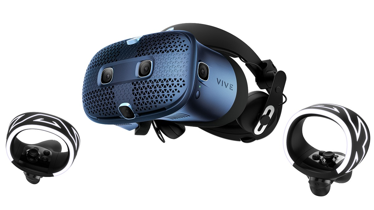 HTC's Vive Cosmos VR Headset Launching in India Next Month