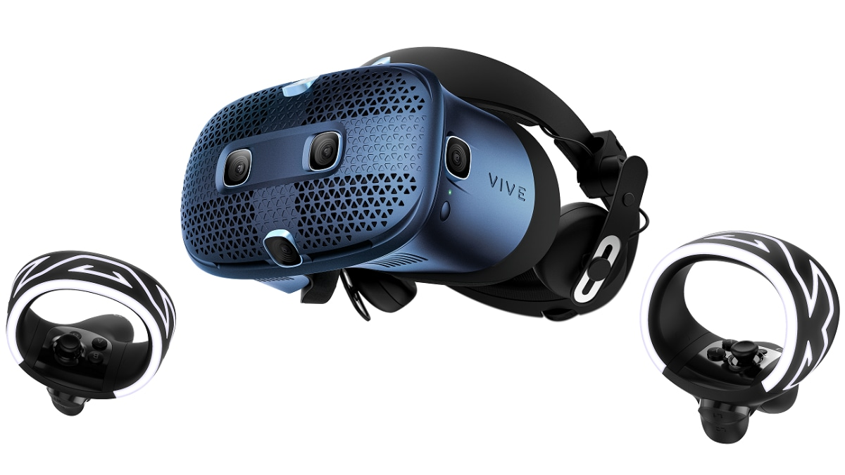 HTC Vive Cosmos With 6DoF Support Launched in India, Priced at Rs. 89,990