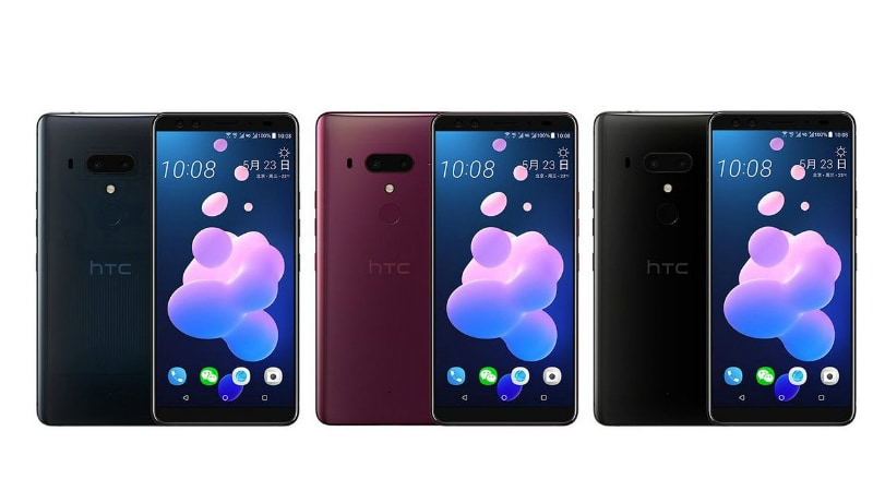 HTC U12+ Official Specifications And Renders Leaked