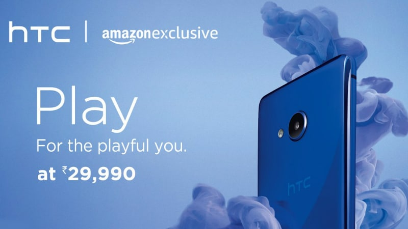 HTC U Play gets Rs 10000 discount in India