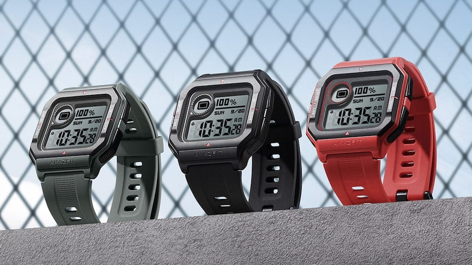 Amazfit Neo Retro-Style Smartwatch Debuts With Over 4 Weeks of Battery Life
