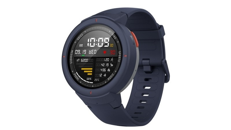 Xiaomi-Backed Huami Launches Amazfit Verge Smartwatch in India