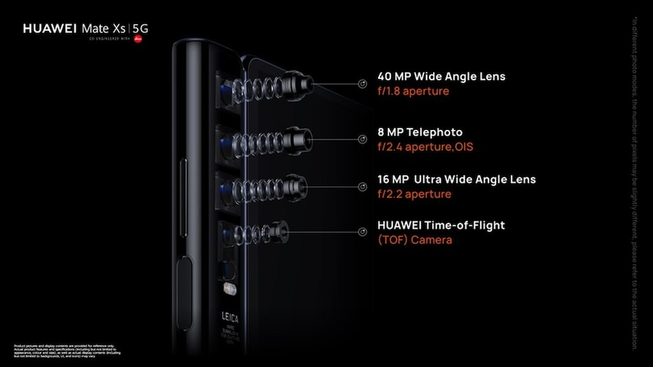 Huawei Mate Xs Foldable Phone Teased to Launch in India