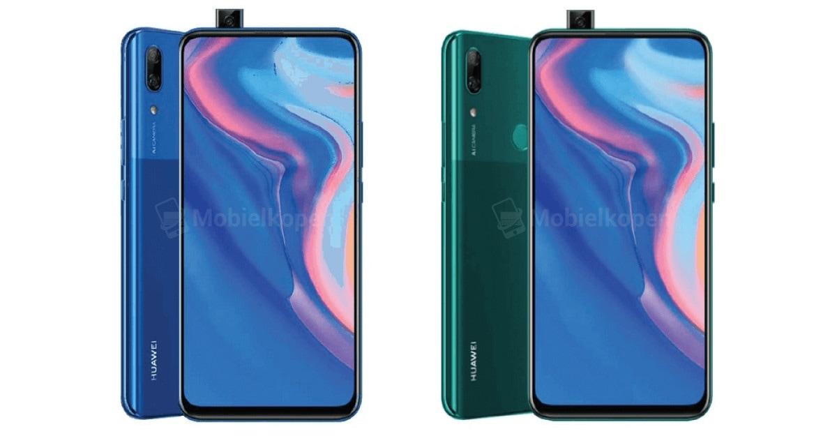 huawei p smart z leak mobeilkopen Huawei P Smart Z