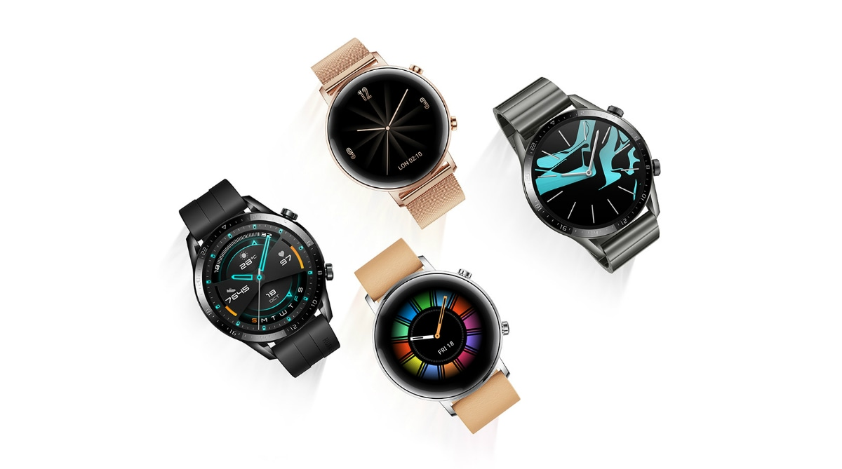 Huawei Watch GT 2 With 14-Day Battery Life, Heart Rate Tracking Launched: Price Specifications